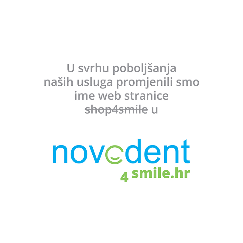 POP-UP window novodent4smile 2